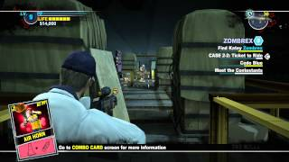 Dead Rising 2 (Gameplay #2) - Ticket to Ride
