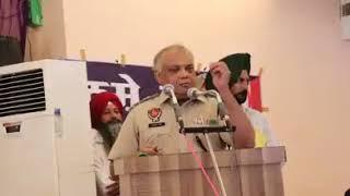 ਸੁਣੋ- SSP Sandeep Goel ਫਿਰੋਜ਼ਪੁਰ ਦੇ ਵਿਚਾਰ, Real Face Of Punjab Police