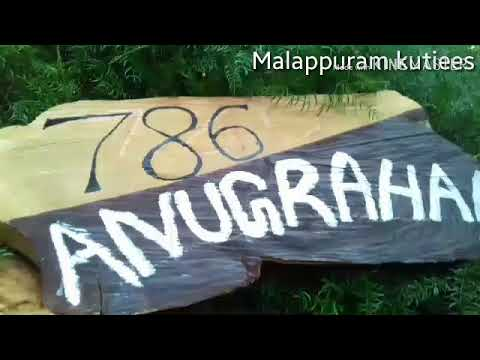 Diy ideas from malappuram kutees.waste wooden part use name borde of house