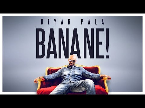 Diyar Pala - Bana Ne (Lyric Video)