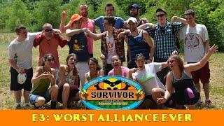 Survivor Reelfoot: Orange Country - Episode 3