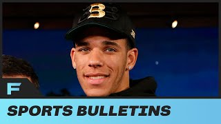 Lonzo Ball Seemingly Re-Commit…