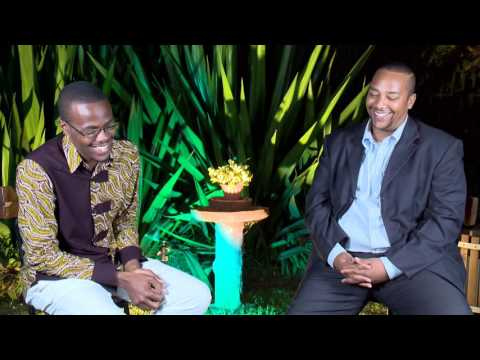 Cafe Ngoma 'Magana Kenyatta' Interview PART 2