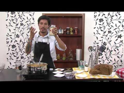 Receta Saludable: Granola al Sarten- Hogar Tv  por Juan Gonzalo Angel