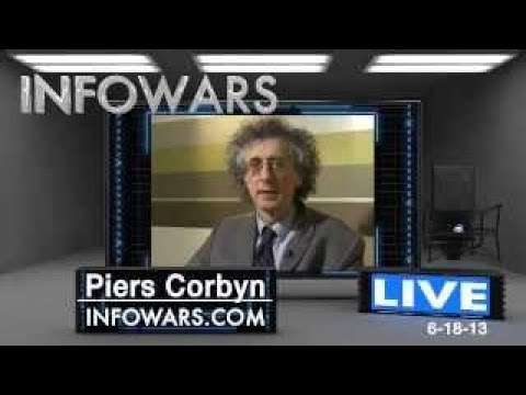 Piers Corbyn: Hot Air Climate Science Will Murder Whole Populations