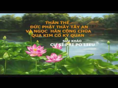 Thân Thế Đức Phật Thầy Tây An & Ngọc Hân Công Chúa