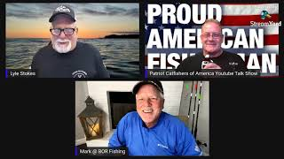 Catfish Weekly 333 With Guest Mark With Bill Of Right Fishing