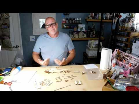 """How to Make Super Cobra Assembly Video LazerModels """"They're Kits You Build"""""""
