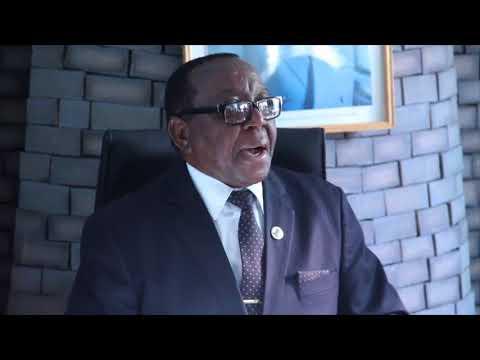 Breaking News: VP Emmerson Mnangagwa Fired