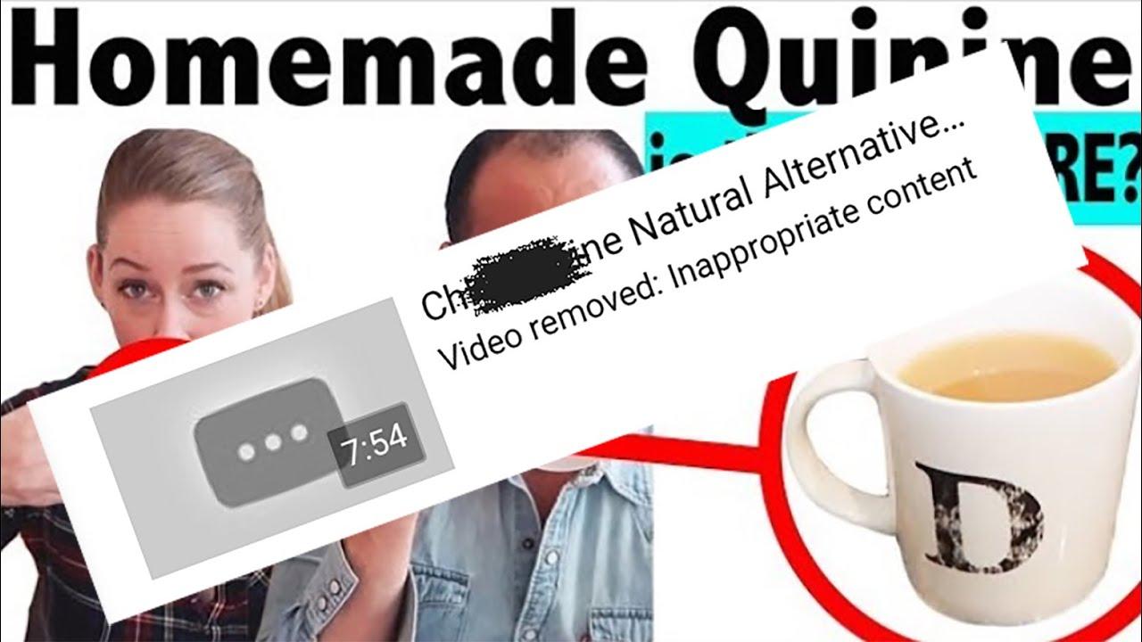 Chloroquine Natural Alternative - Quinine