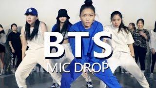 BTS방탄소년단 - MIC DROP / Choreography . LIGI