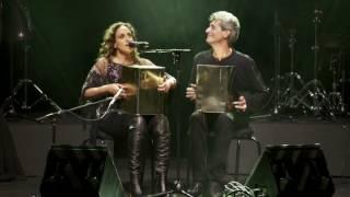 Noa and Gadi Seri - Saperi - Percussions