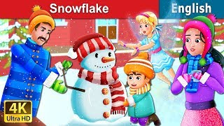 Snowflake Story | Bedtime Stories | English Fairy Tales