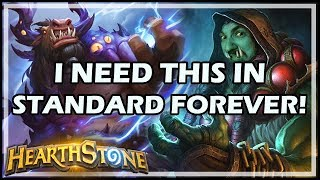 I NEED THIS IN STANDARD FOREVER! - Boomsday / Hearthstone