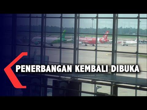 Pernebangan Medan Jakarta Dibuka Kembali