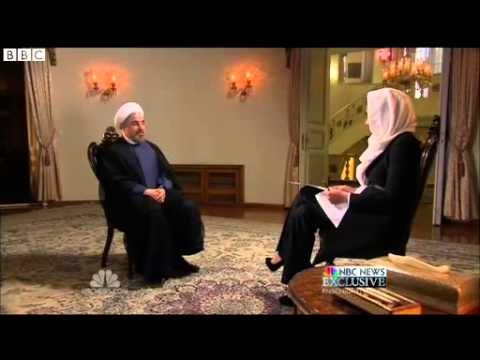 Iran's Rouhani dismisses nuclear weapons fears