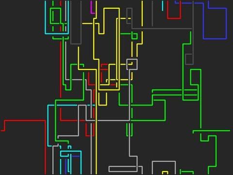 pipes sh - Pipes Terminal Screensaver - Linux CLI