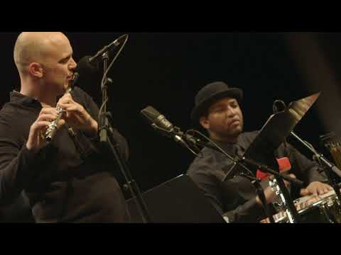 Daphnis et Chloé Latinjazz Suite: Kim Barth, Eliel Lazo & the latin american string project