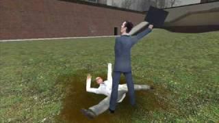 Garry's mod Half life 2