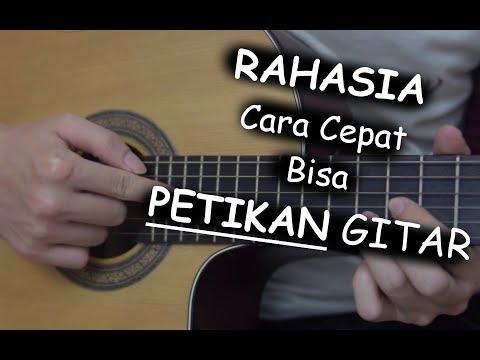 Ajang Fingerstyle Tutorial Kunci Gitar A B C D E F G & Am Bm Cm Dm Em Fm Gm Versi Mudah Belajar kunci gitar Kunci Gitar A B C ....