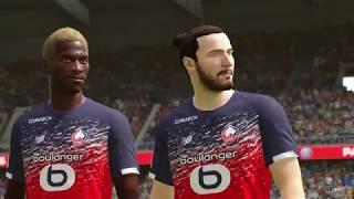 피파온라인4 감독모드 유럽스페셜 vs 릴 (FIFA Online 4 Director Mode Europe S…