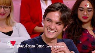 Alain-Fabien Delon, l'acting en héritage ! - Je t'aime etc
