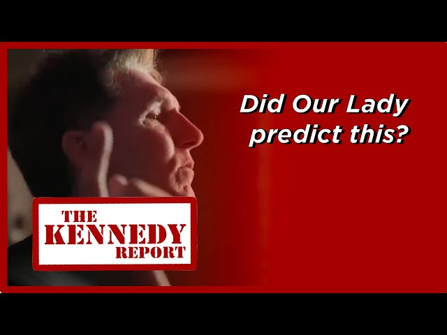 Archbishop Viganò, Father Altman - Predicted By Our Lady | The Kennedy Report