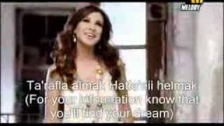 YouTube        - Nancy Ajram Ft. K