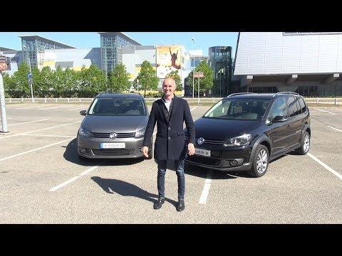 VW CROSS TOURAN - ĢIMENES AUTO LABAI DZĪVEI