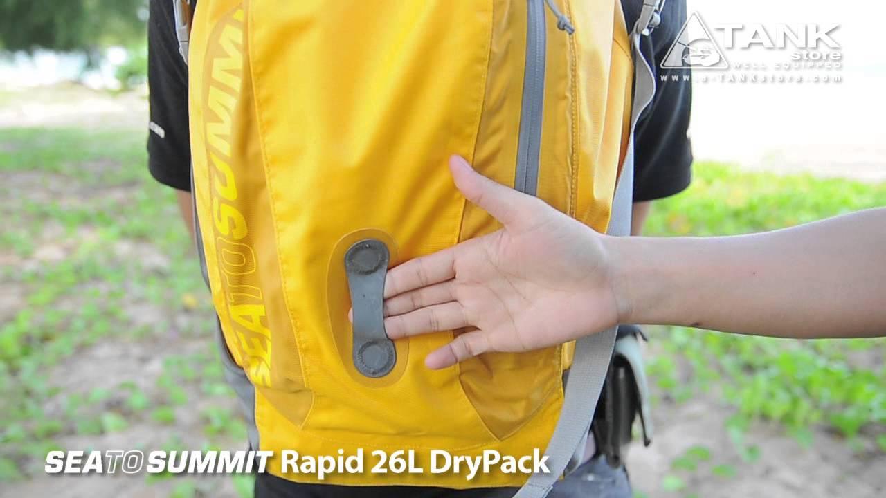 Герморюкзак sea to summit flow 35l drypack ребенку 4 месяца кенгуру или эргрномичный рюкзак