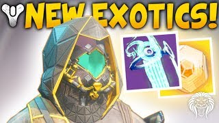 Destiny 2: SECRET HAND CANNON & FALLEN EXOTIC! RNG Grind Returns, Preload Info, Disappearing Loot