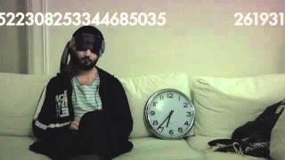 Soran Ismail rabblar 1059 decimaler på pi