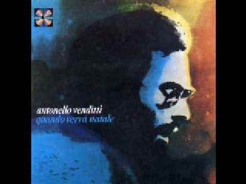Antonello Venditti - Campo de' fiori - 1974