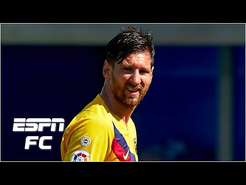 Lionel Messi's father meets with Barcelona! 'Neither side will budge!' - Gab Marcotti | ESPN FC