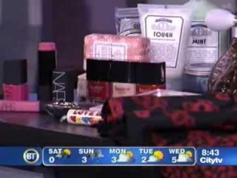 Banana Republic on Breakfast Toronto on CityTV, Feb 11