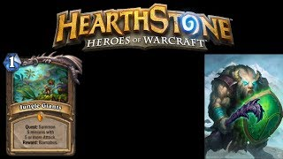 Hearthstone Building The Wall