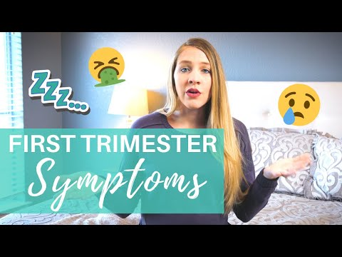 First Trimester Pregnancy: Your First Trimester Symptoms