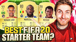 FIFA 20 BEST STARTER TEAM!