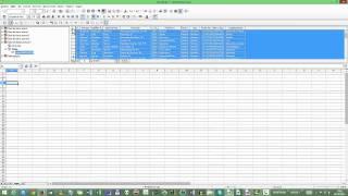 LibreOffice - Base de Datos - TEMA 4 parte 1: Conectado Base con Calc y Writer