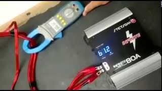 Fonte Stetsom Infinite 80A 80 Amperes Automotiva 12v