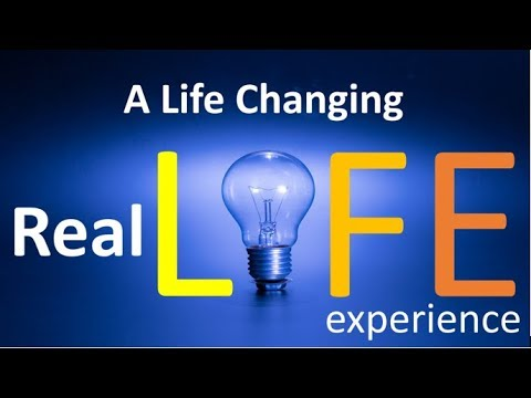 A Life changing experience shared by BK Sunil Modi