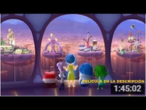 Intensamente Película completa en Español Latino