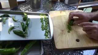Sun Drying My Garden Harvest All Natural Off Grid Food Preservation S3