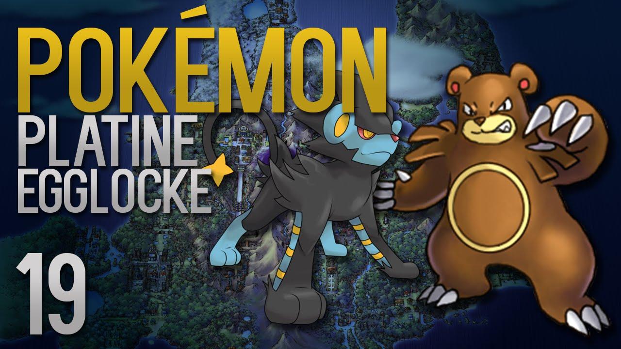 Pokemon platine egglocke episode 19 volutions et - Pokemon platine evolution ...