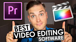Best Video Editing Software and Video Editing Tips