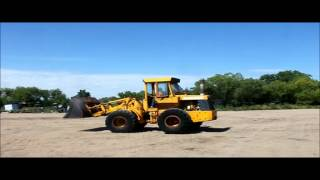 1971 John Deere 644A wheel loader for sale | sold at auction August 30, 2012
