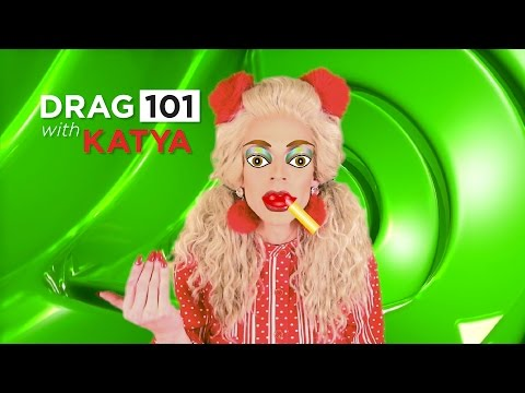 Drag 101 - Episode 07: BEAUTY: Lecture - We Love Katya