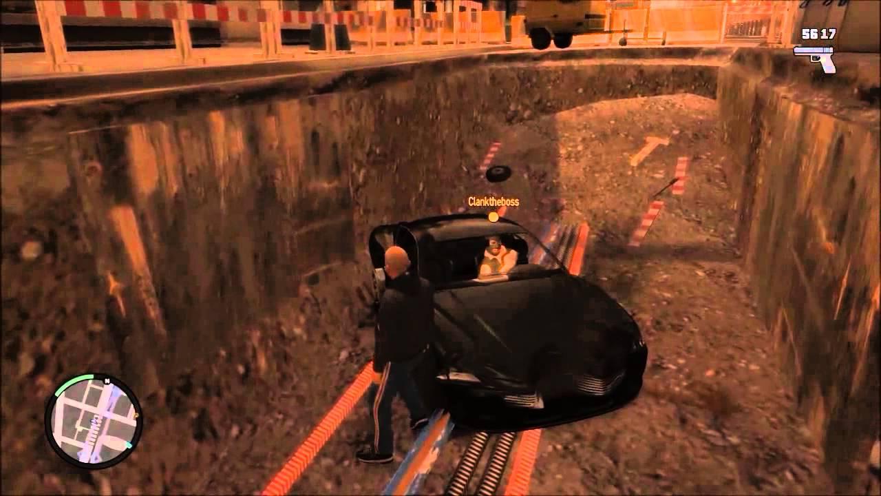 Tests physiques sur GTA IV (avec ClankTheBoss) - QuozGaming