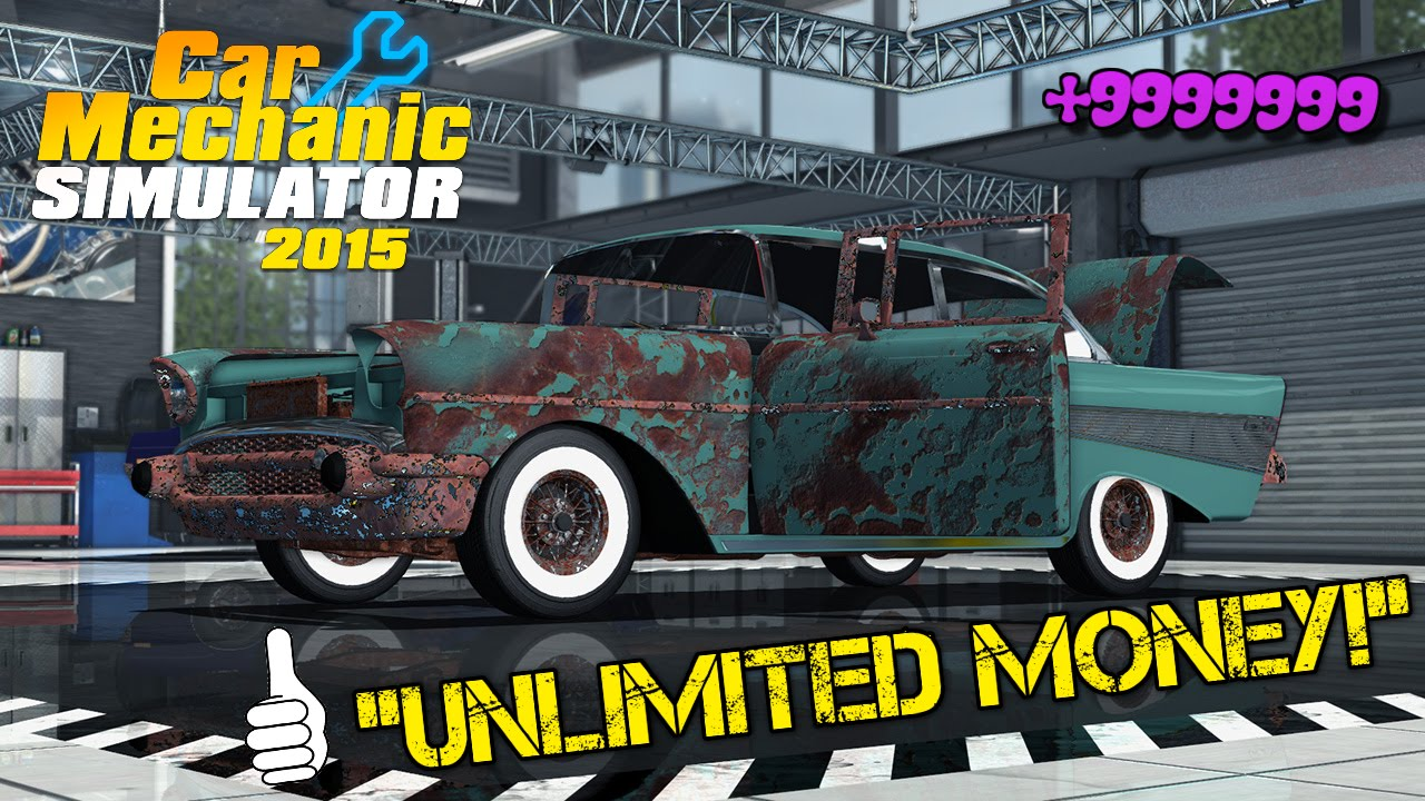 Car Mechanic Simulator 2015 2018 How To Get Unlimited Money