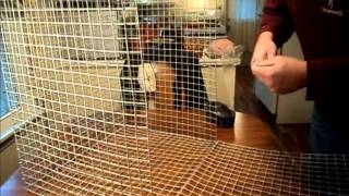 How To Build A Small Animal (rabbit/bird) Cage Diy ~ Homesteading Ways